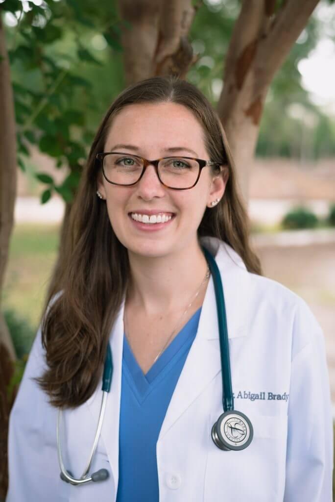 Dr. Abby Brady